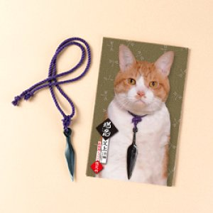 画像1: 【限定品】「猫忍」首輪型アクセサリー レプリカ